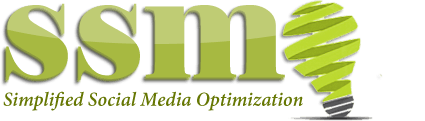 simplified social media optimization logo