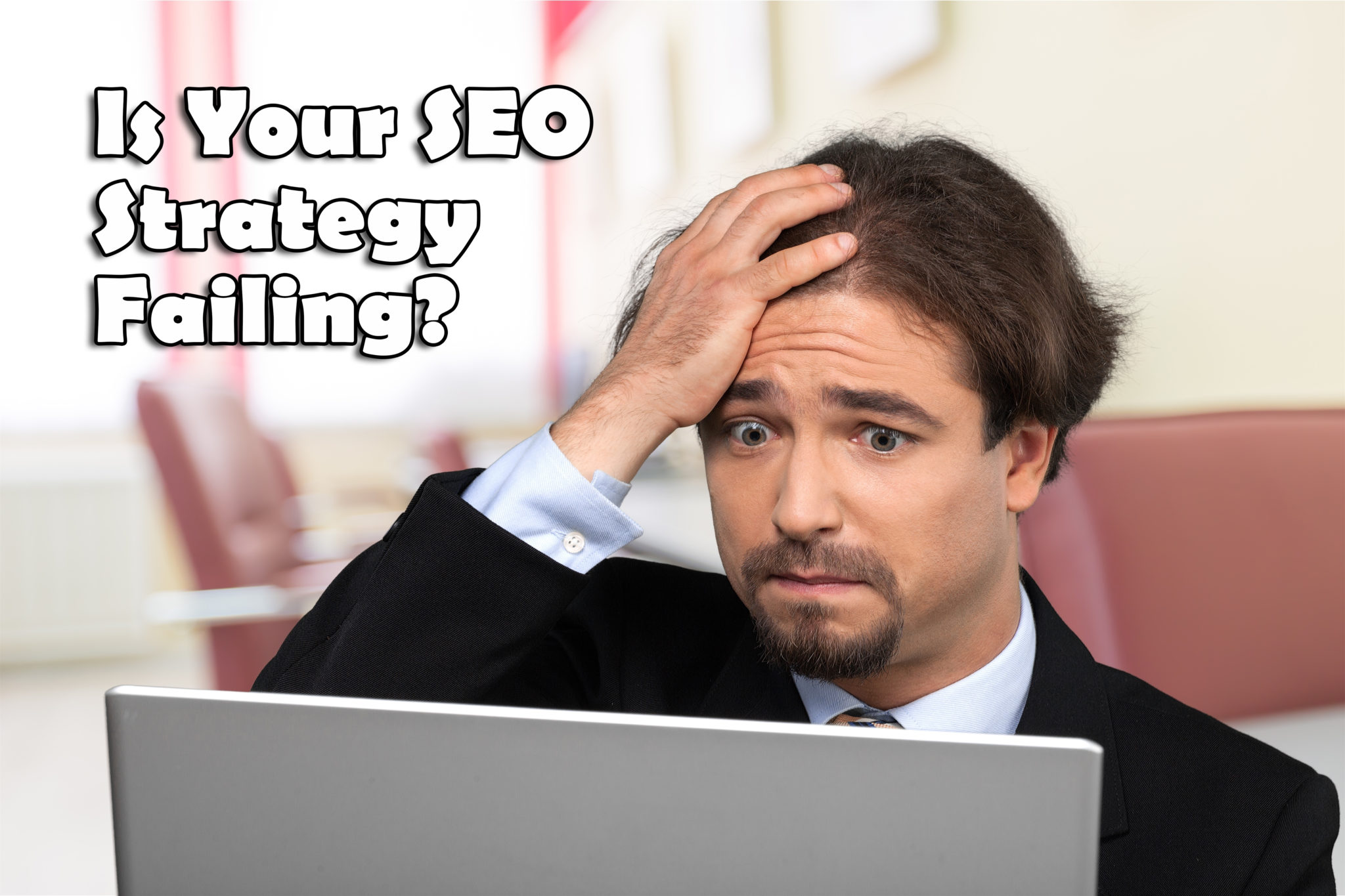 Is Your SEO Strategy Falling?