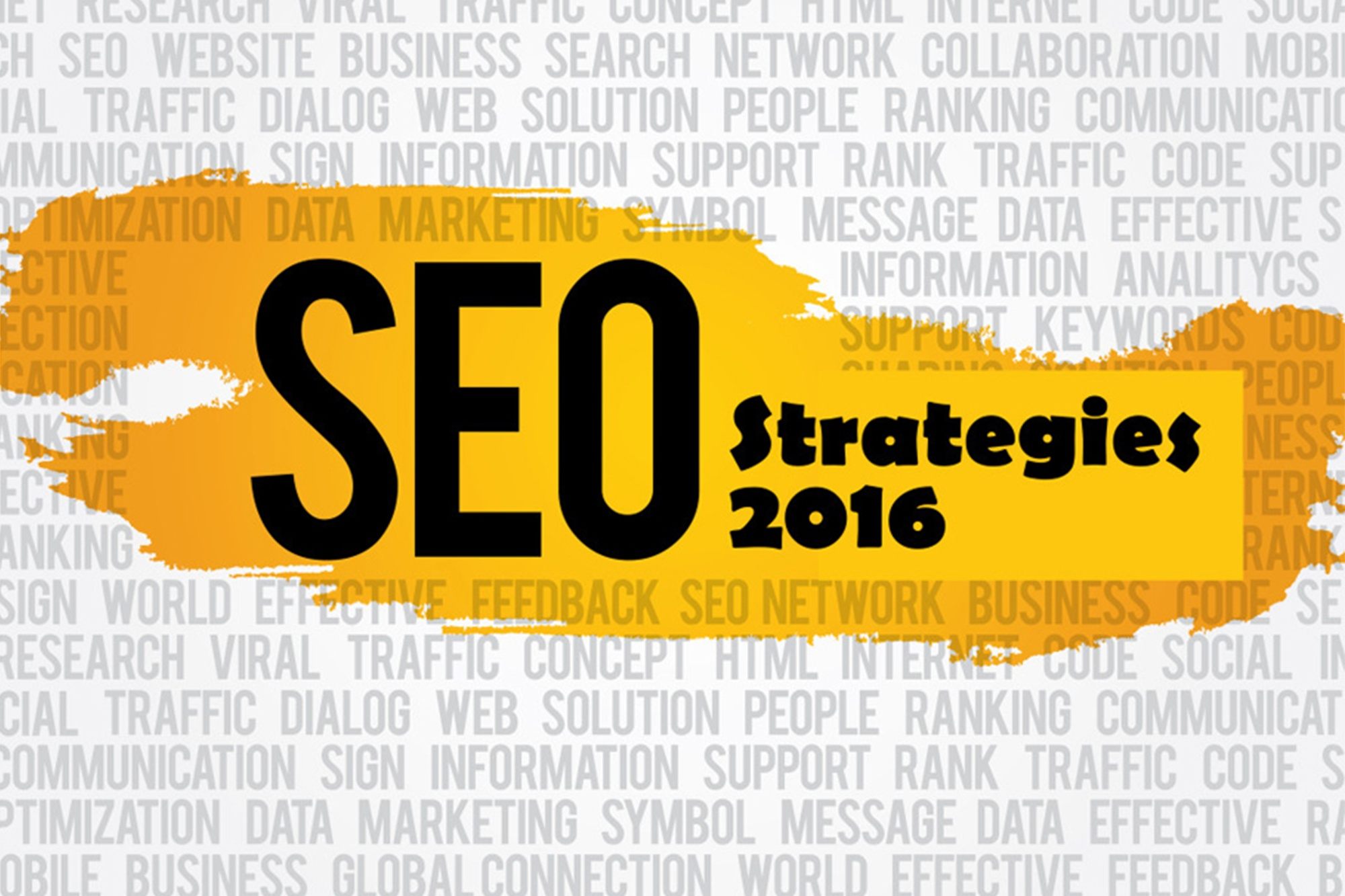SEO Strategies to Implement in 2016