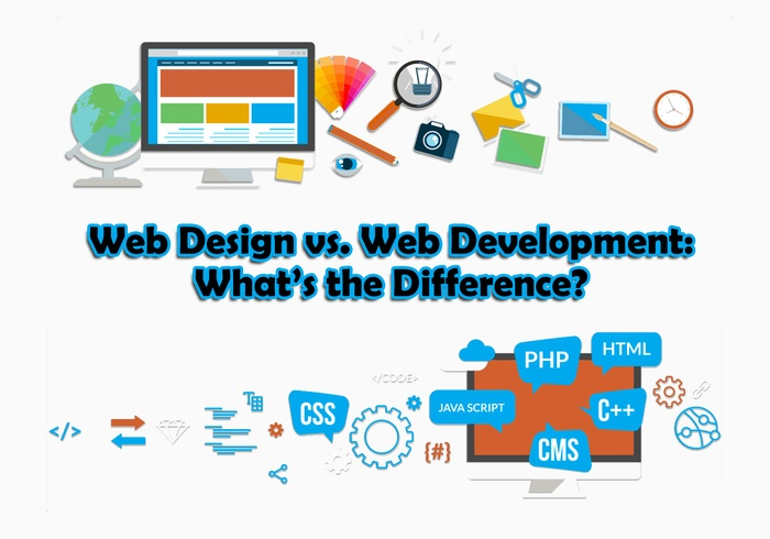 Web Design vs. Web Development: What's the Difference?