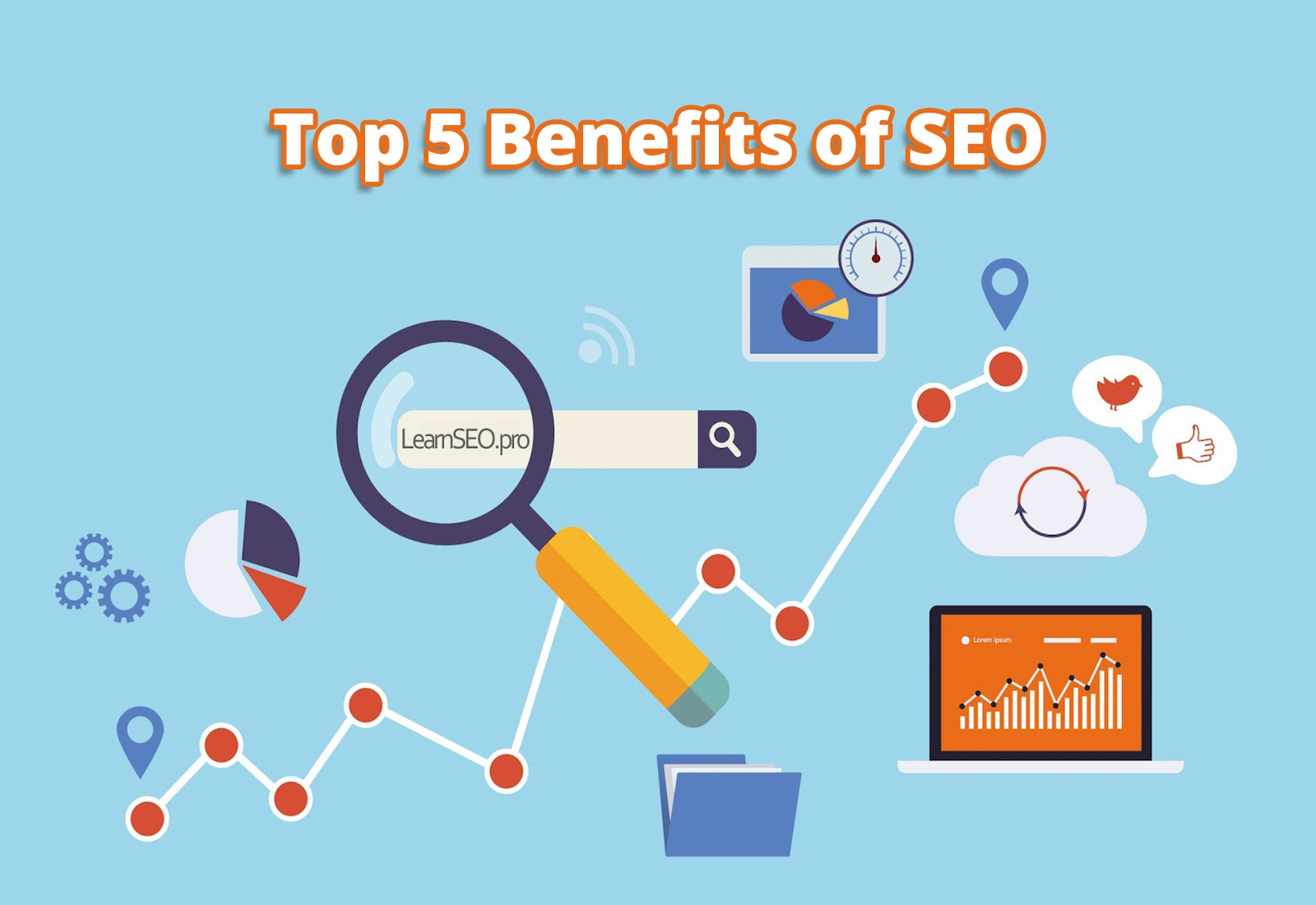 Top 5 Benefits of SEO