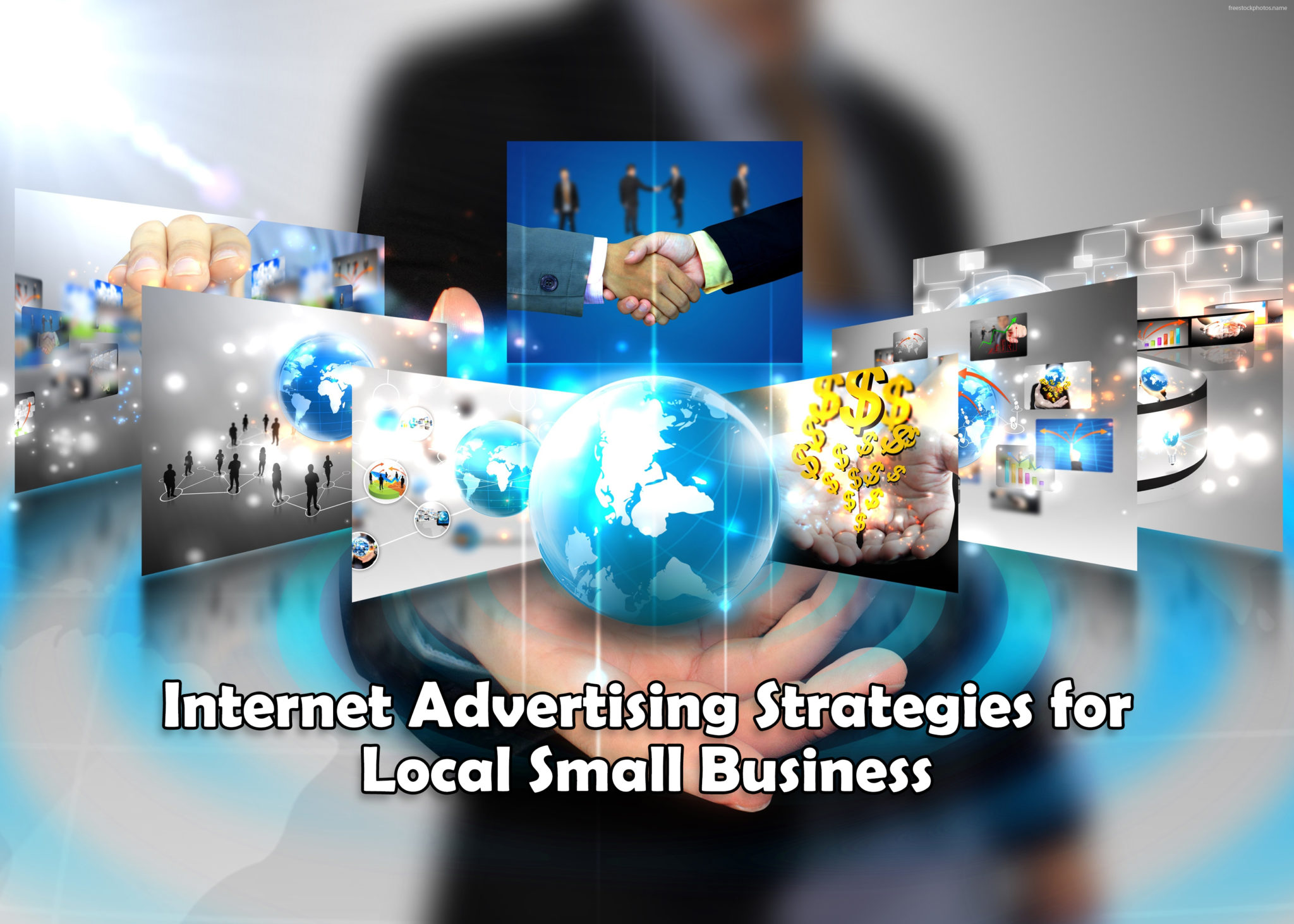 Internet Advertising Strategies for Local Small Business