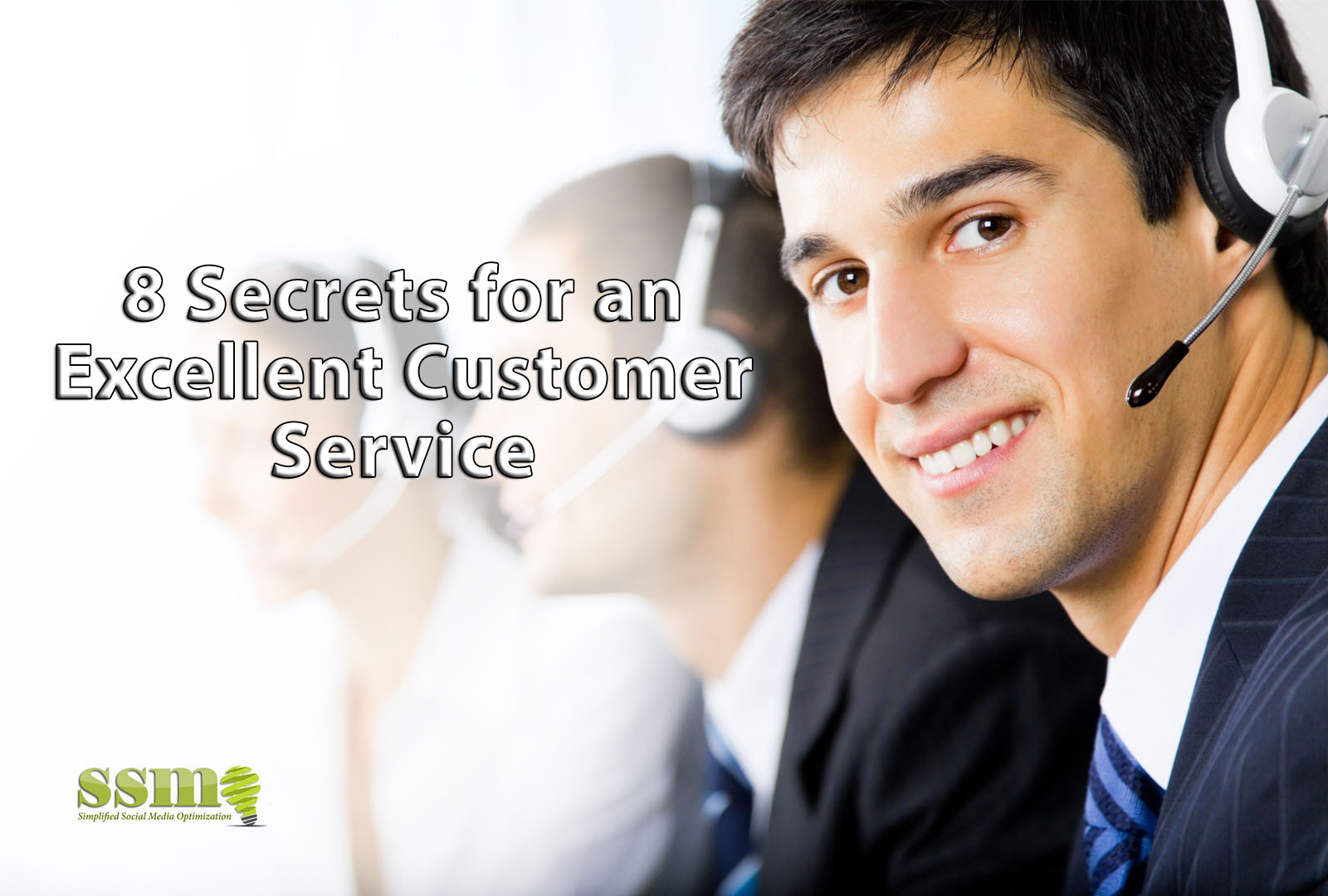 8 Secrets for an Excellent Customer Service
