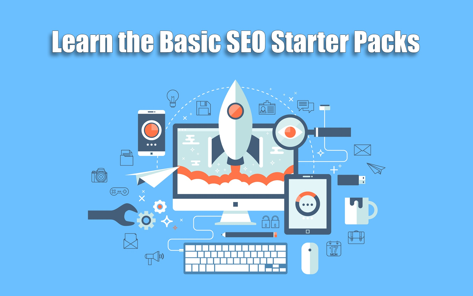 Learn the Basic SEO Starter Packs