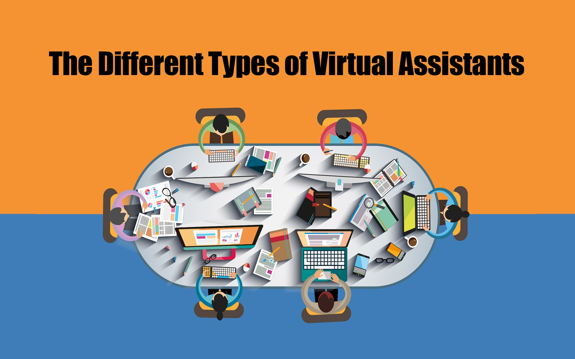 The Different Types of Virtual Assistants