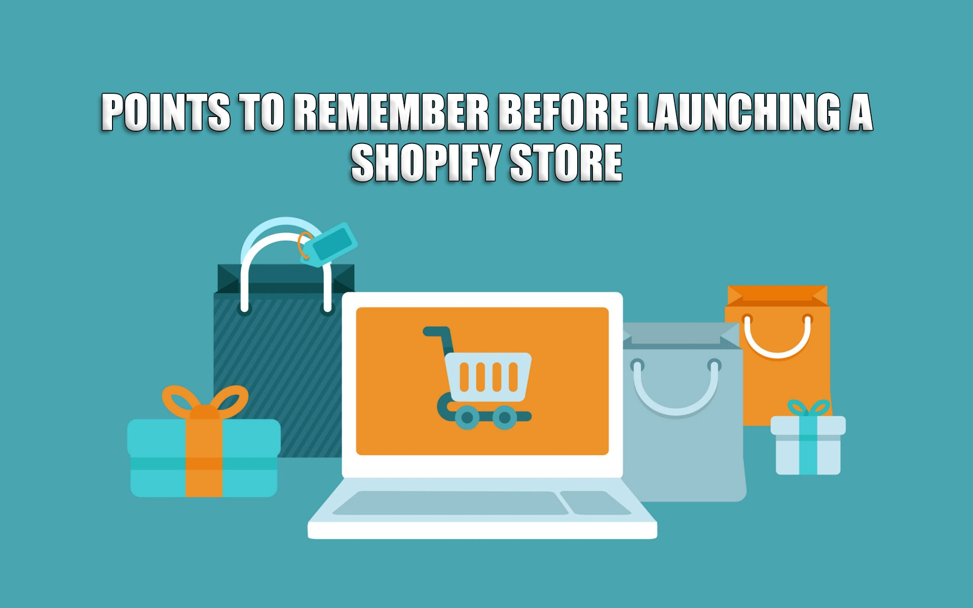 Points to Remember Before Launching a Shopify Store