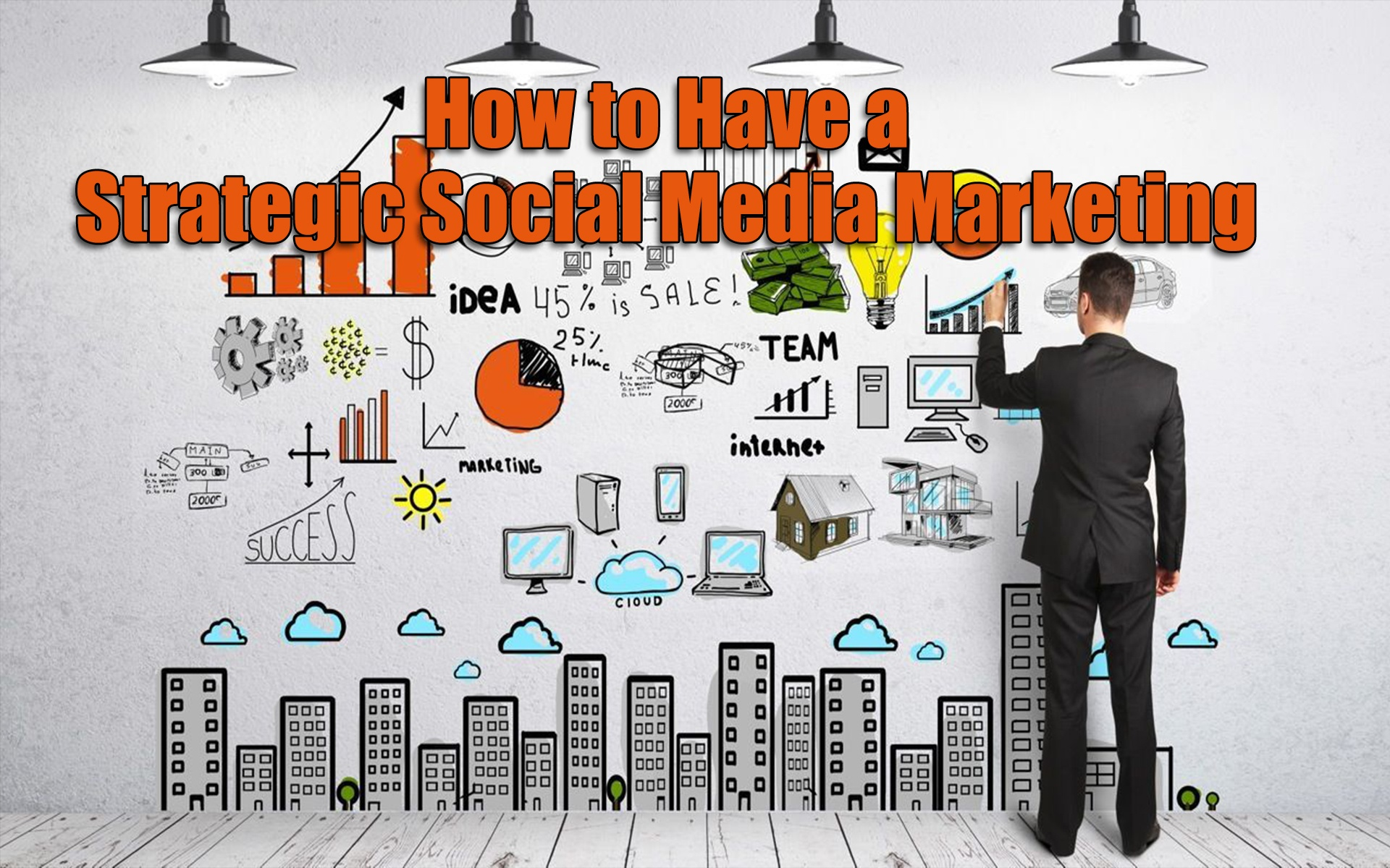 How to Have a Strategic Social Media Marketing