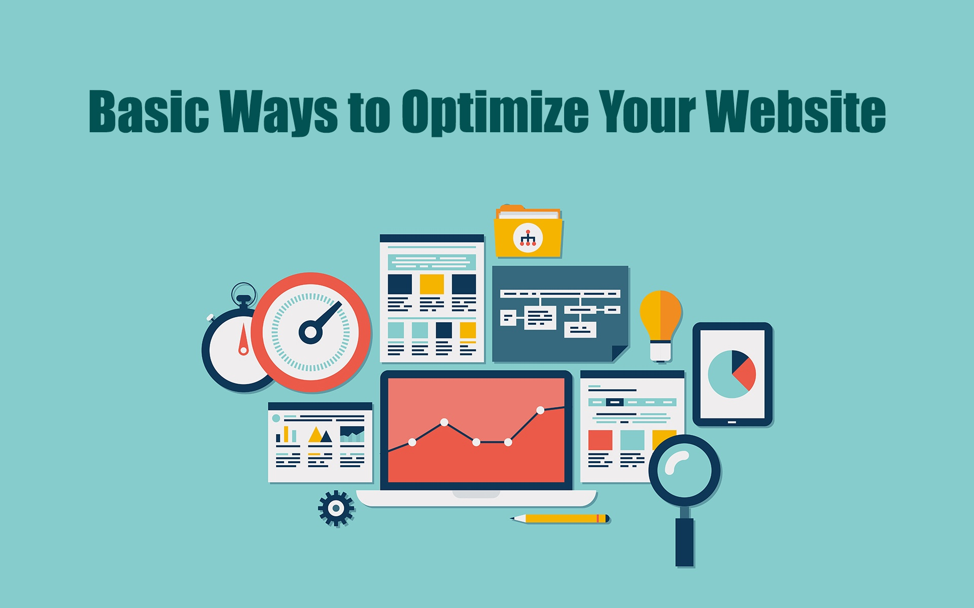 Basic Ways to Optimize Your Website